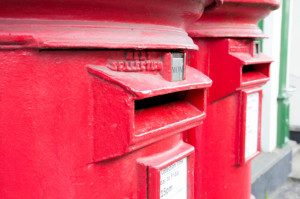 The key to coping with  rising postage costs…